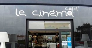 le cinema cafe