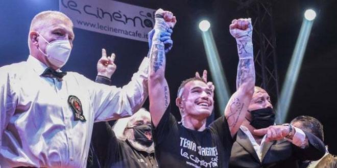 Boxe, mondiale IBO: vince l'italiano Magnesi