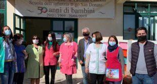 scuola dell'infanzia di Borgo San Donato