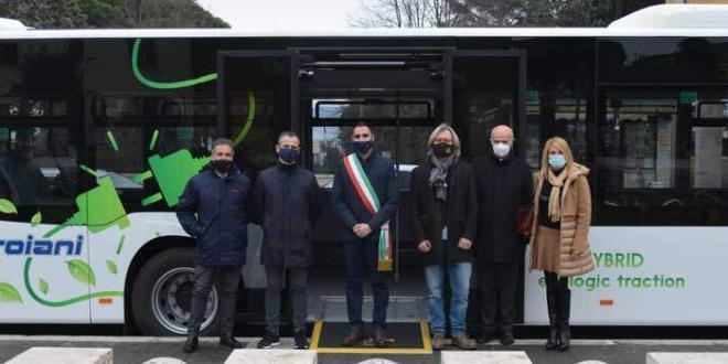 pomezia bus