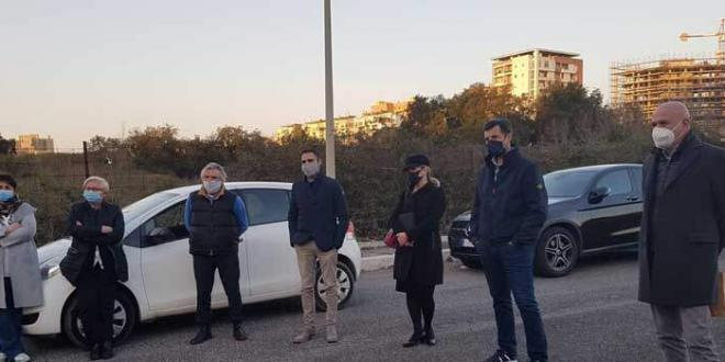Compostiere di comunità, Pomezia parte dal quartiere Querceto