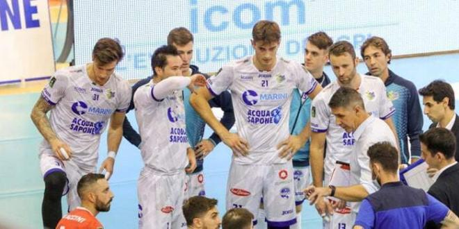 La Top Volley Cisterna si prepara ai play-off 5°posto