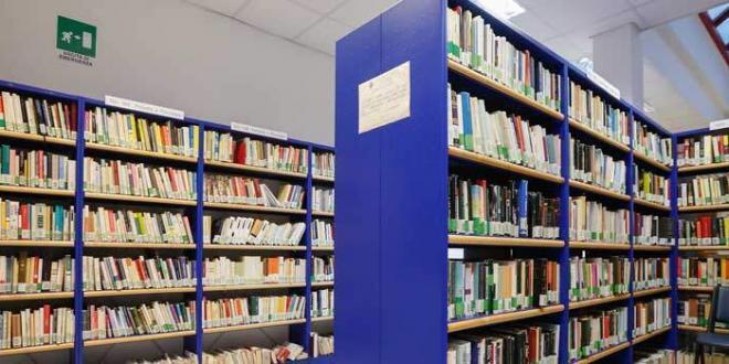 biblioteca pomezia