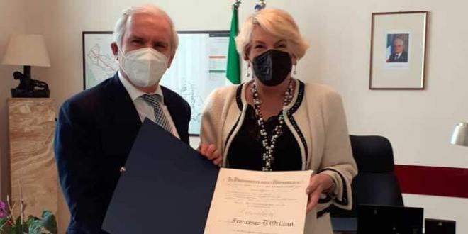 Francesca d'Oriano