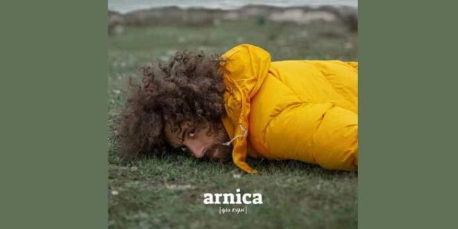 """""""Arnica"""" di Gio Evan in gara al Festival di Sanremo"""