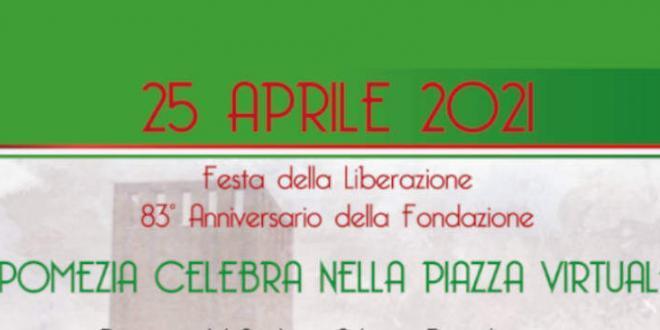 Pomezia. Le celebrazioni per il 25 aprile