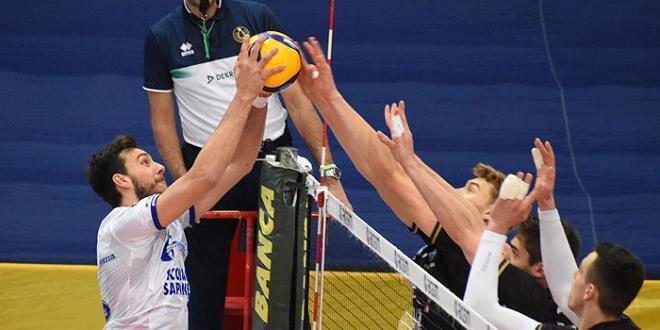 La Top Volley Cisterna lotta a Verona ma non basta