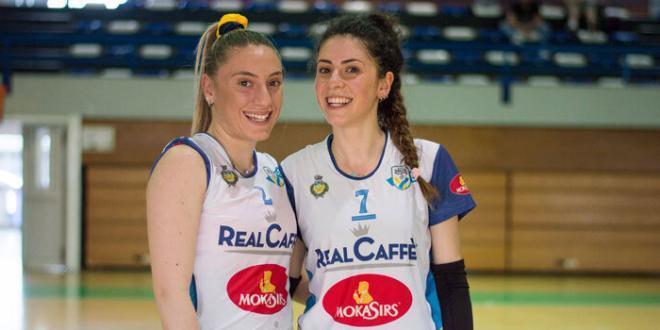 Real Caffè/Moka Sirs Sabaudia debutta a Fiumicino