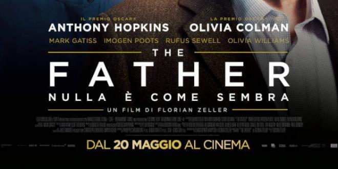 The Father – Nulla è come sembra al cinema dal 20 maggio