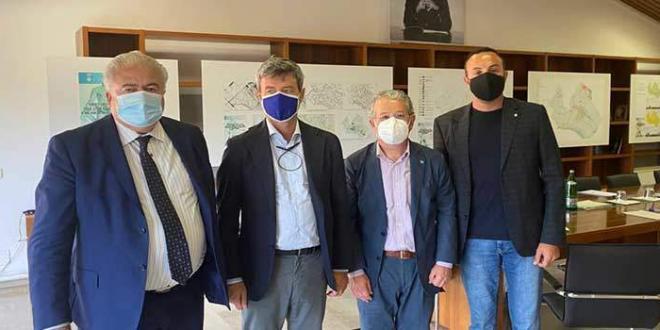 Il Ministro del Lavoro Andrea Orlando incontra la CGIL, CISL e UIL di Latina