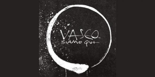 """Vasco Rossi con """"Siamo qui"""""""